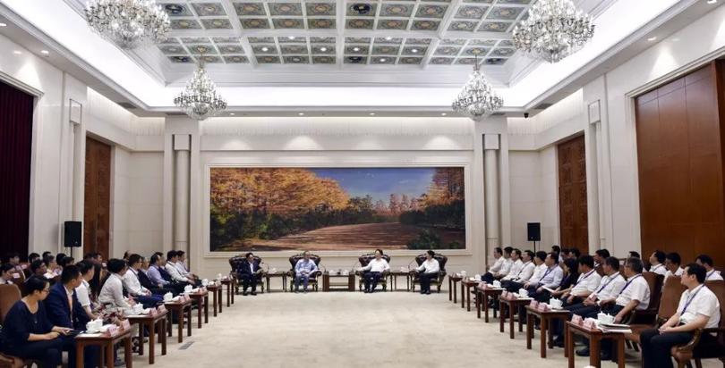 风险投资走进吉林暨第二届中国(东北)创新创业投资合作洽谈会在长春举行